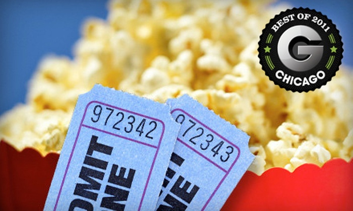 Brew & View - Lakeview: $6 for a Movie Night for Two with Two Medium Popcorns at Brew & View ($17 Value)
