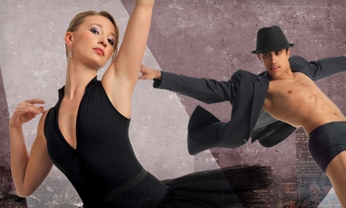 "Canada's Royal Winnipeg Ballet - Winnipeg: $44 for a Ticket to ""Bright Lights, Big City"" by Canada's Royal Winnipeg Ballet (Up to $83.75 Value). Three Dates Available."