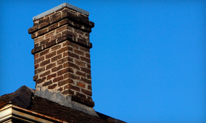 Dr. Sweep - Royal Oak: One or Two Chimney Cleanings and Fire-Safety Inspections from Dr. Sweep (Up to 61% Off)