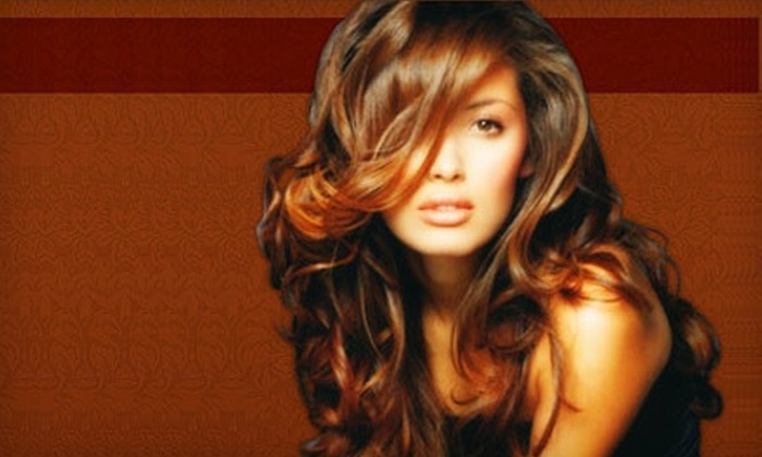The Golden Razor - Multiple Locations: $12 for $25 Worth of Hair Cutting, Styling and More at The Golden Razor
