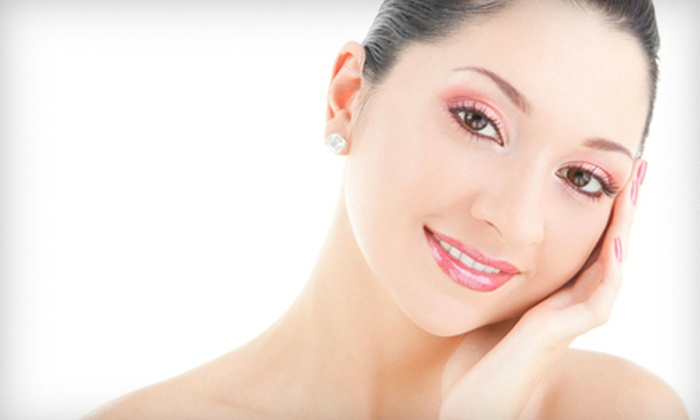 Silhouettes Salon - Ventura: Express, Custom, or Back Facial at Silhouettes Salon (Up to 55% Off)