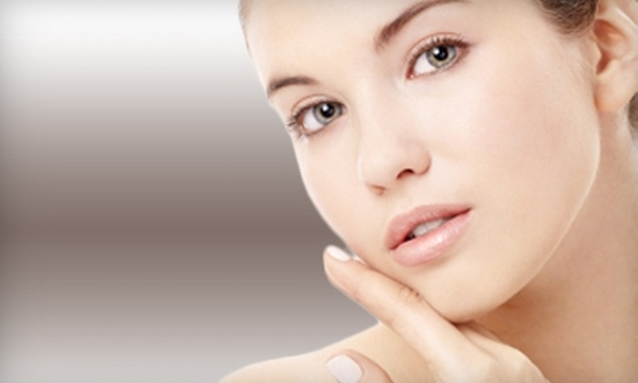 Facelogic - Ridenour: $45 for a One-Hour Microdermabrasion Treatment and Brow Wax at Facelogic in Kennesaw (Up to $119 Value)