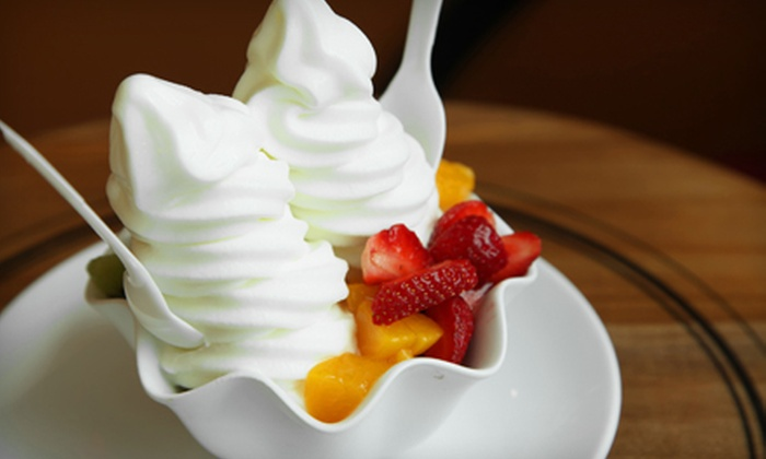 Old City Frozen Yogurt - Center City East: $6 for $12 Worth of Frozen Yogurt and Toppings at Old City Frozen Yogurt
