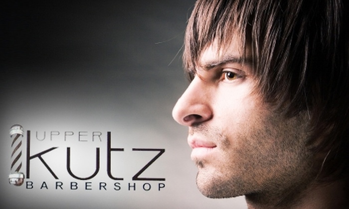 Upper Kutz - Edgewater: $9 for a Men's Haircut at Upper Kutz