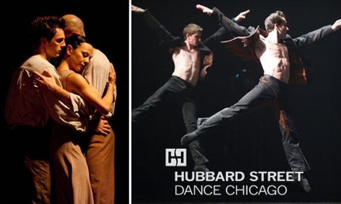 Hubbard Street Dance Chicago - Chicago: $45 Ticket to Fall or Winter Series Performance by Hubbard Street Dance Chicago. Choose from Eight Dates.