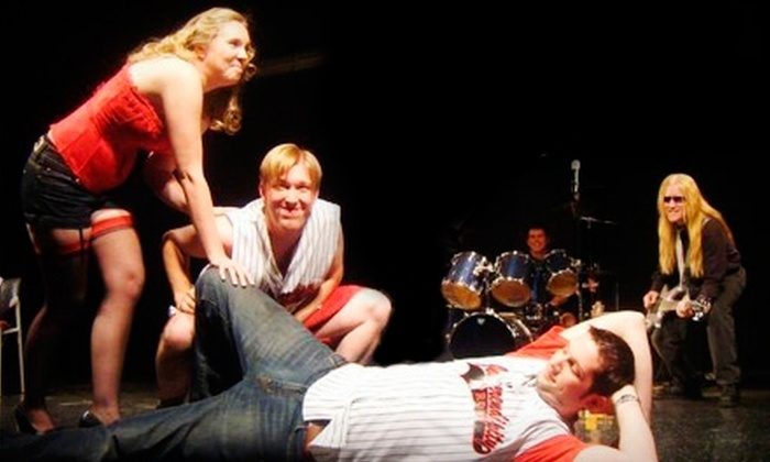 Jest Serendipity Improv - Las Vegas: $12 for One Ticket to Jest Serendipity Improv