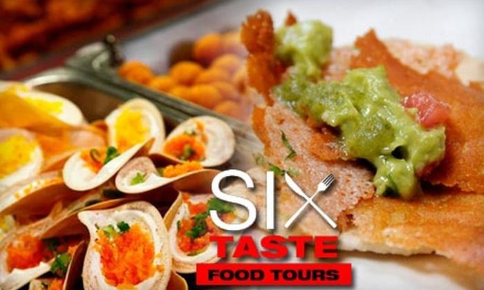 Six Taste