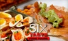 Six Taste - City Center: One Locational-Themed Food Tour from Six Taste. Choose One of Seven Options.