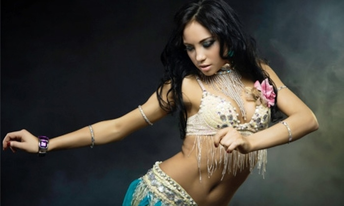 Sirrom Studio - Greenway/ Upper Kirby: $25 for Four Belly-Dancing, Flamenco, or Hula-Dance Classes at Sirrom Studio ($60 Value)