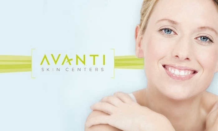 Avanti Skin Center - Near North Side: $49 for Deep-Cleansing Facial or Microdermabrasion at Avanti Skin Center Chicago (Up to $125 Value)