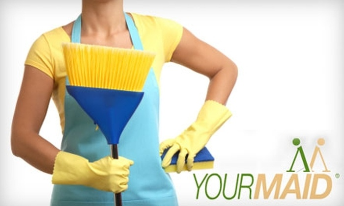 YourMaid - Northwest Virginia Beach: $75 for a Whole-House General Cleaning from YourMaid ($174 Value)