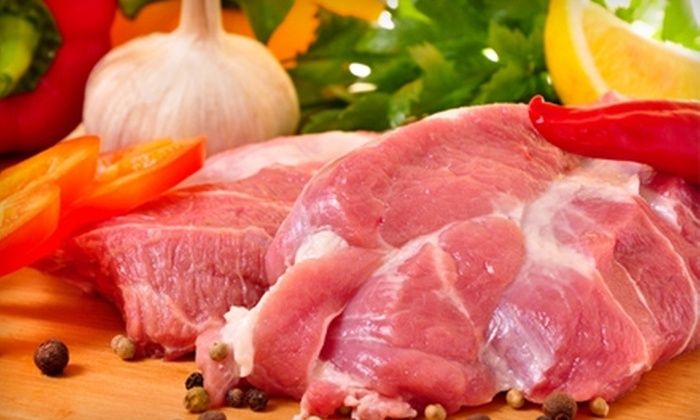 Heffron Farm Markets - Multiple Locations: $10 for $20 Worth of Meats, Groceries, and More at Heffron Farms Markets