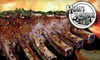 $8 for Fare at Henry's Smokehouse