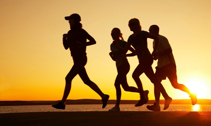FitFirst - Burnaby: 12-Week Half Marathon or 10K Training Clinic from FitFirst Footwear (Up to 50% Off)
