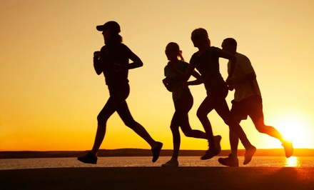 $35 for a Three-Month Half Marathon or 10K Training Clinic at FitFirst Footwear ($70 Value)