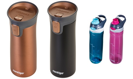 Contigo Bottle or Two Thermal Mugs