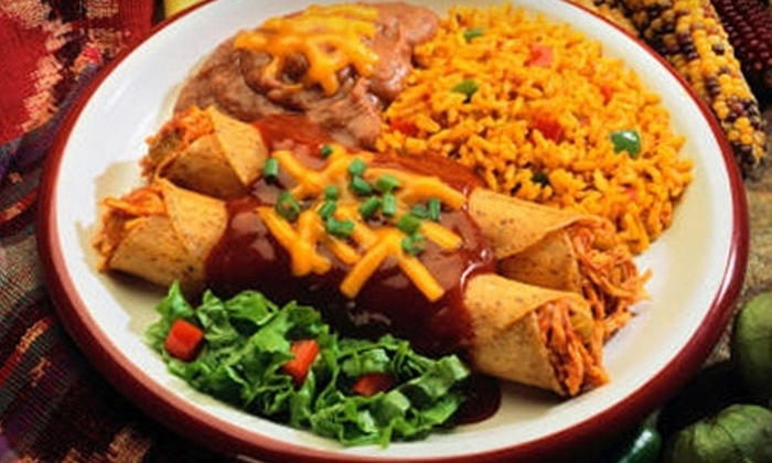 Lalo's - Multiple Locations: $20 for $40 Worth of Mexican Fare and Drinks at Lalo's