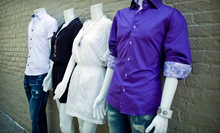 $50 Groupon to Evolve Clothing Lounge - Evolve Clothing Lounge in Greenville