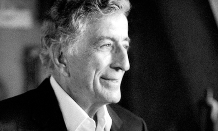 Tony Bennett All-Star Tennis Event - Indialantic By The Sea: One VIP or VVIP Ticket to the Tony Bennett All-Star Tennis Event at Cliff Drysdale Tennis Center on March 19 (Half Off)