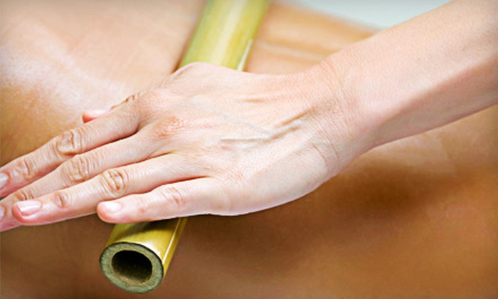 Liquid Mind and Body - Chesterfield: $39 for a Warm Bamboo Massage at Liquid Mind and Body in Chesterfield