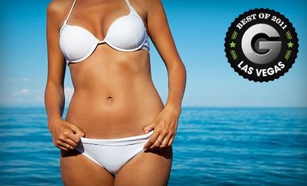 2 VersaSpa Spray- or 2 Premium-UV-Tanning Sessions - Bodyheat Tanning in Las Vegas