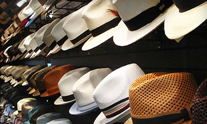 Hat Lounge - Durham: $50 for $150 Worth of Hats at Hat Lounge