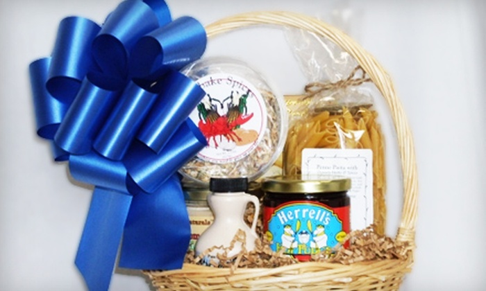 Laurel Mountain Gift Baskets - Easthampton Town: $35 for $75 Worth of Gift Baskets from Laurel Mountain Gift Baskets