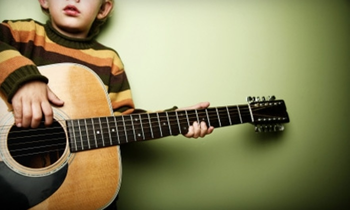 Baker School of Music - Multiple Locations: $125 for Two Weeks of Children's Performing-Arts Summer Camp at Baker School of Music ($290 Value)