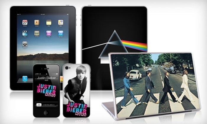 MusicSkins: $15 for $35 Worth of Protective Skins for Personal Electronics at MusicSkins