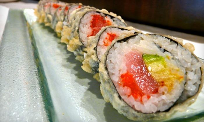 Sapporo Korean BBQ & Sushi Restaurant - Westborough: $15 for $30 Worth of Asian Fare at Sapporo Korean BBQ & Sushi Restaurant in Westborough