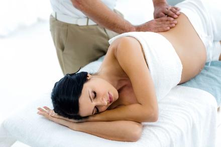 1h de soin et modelage personnalisé pour femme enceinte à 29,90 € chez Guth Béatrice
