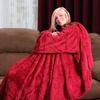 The Ultimate Blanket with Sleeves 2-Pack