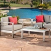 Aria Outdoor Seating Set (4-Piece)