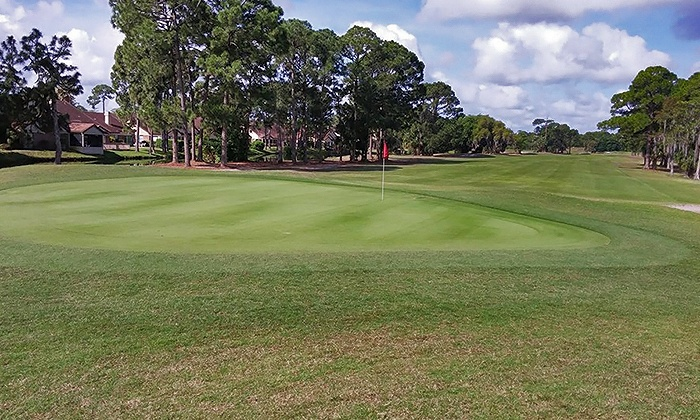 North Course at The Club at Pelican Bay  - The Club at Pelican Bay - North Course: Round of Golf with Cart & Range Balls for Two or Four at North Course at The Club at Pelican Bay (Up to 60% Off)