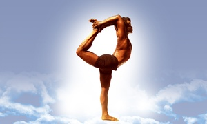 Beach Yoga Center Inc: Ten Yoga Classes or 4-Week Intro to Yoga Workshop at Beach Yoga Centre (Up to 71% Off)