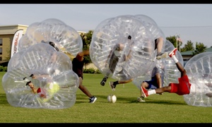 Knockerball Miami: Pick-Up Bubble Soccer Game for Two or Four from Knockerball Miami (Up to 50% Off)