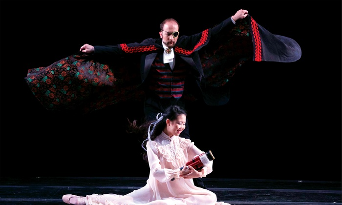 """American Repertory Ballet: """"The Nutcracker"""" - Union County Performing Arts Center Mainstage: American Repertory Ballet's """"The Nutcracker"""" on Saturday, November 21, at 2 p.m."""