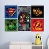 Justice League Wall Decor Set (5-Piece)