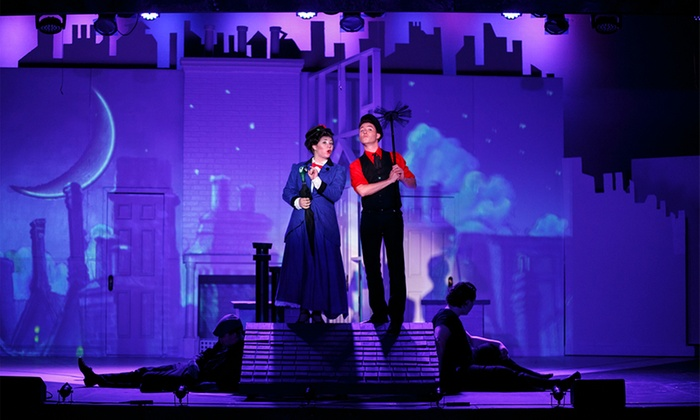 """""""A Whole New World"""" - Regina Hall at Notre Dame College: """"A Whole New World"""" Musical on Saturday, March 19, at 7:30 p.m."""