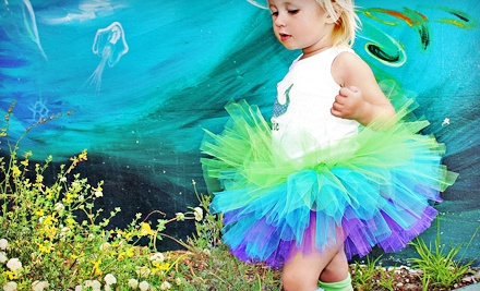 $35 Groupon for Children's Tutus and Accessories - American Tutu in