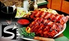 Stanley's Tavern - Brandywine: $20 for $40 Worth of Ribs, Wings, and Drinks at Stanley's Tavern