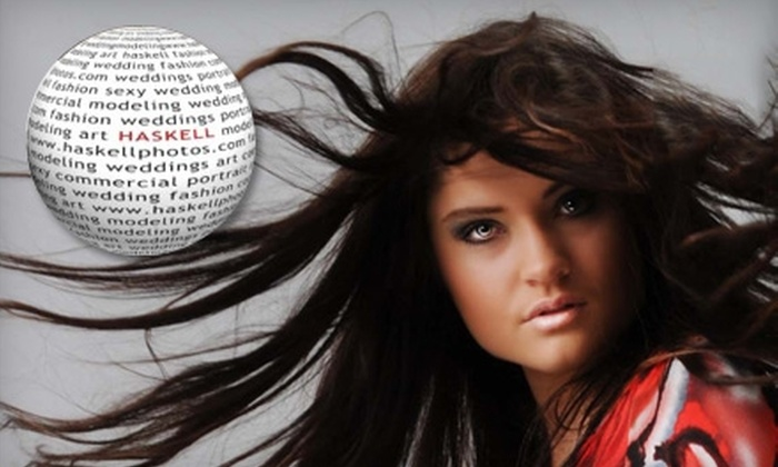 Haskell St. Paul - Downtown: $69 for a Photoshoot Package and Prints at Haskell St. Paul ($400 Value)