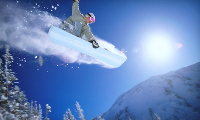 Extreme Snowboard & Ski - Sugar Mountain: Ski or Snowboard Rentals on Weekdays or Weekends for One or Two at Extreme Snowboard & Ski in Banner Elk (Up to 58% Off)