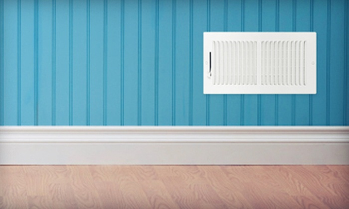 Clean Master Services - King East: $99 for Air-Duct and Vent Cleaning for up to 10 Vents from Clean Master Services ($199 Value)