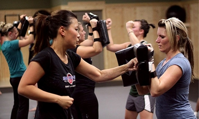Seung-ni - Kentwood: $99 for the Eight-Week Body Challenge with Fitness Classes at Seung-ni in Kentwood ($250 Value)