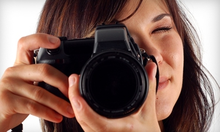 Academy of Photo Arts - York University Heights: $39 for a Three-Hour Digital Photography 101 Workshop at the Academy of Photo Arts