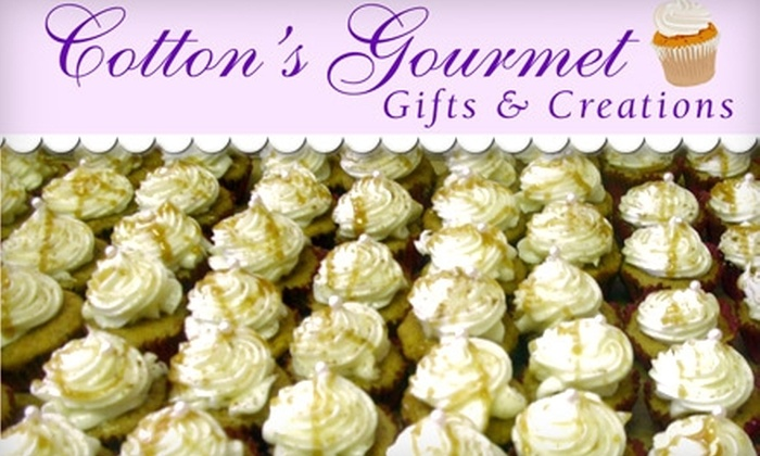 Cotton's Gourmet Gifts & Creations - Mount Rainier: $30 for an Oh, No! The In-Laws Holiday Basket from Cotton's Gourmet Gifts & Creations in Mt. Rainer (A $60 Value)