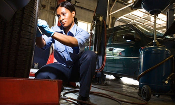 Car-X Twin Cities - Multiple Locations: $33 for an Oil Change, Tire Rotation, Windshield Wiper Replacement, and 30-Point Courtesy Check at Car-X ($77.98 Value)