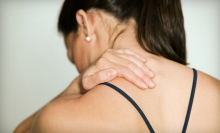 Laser Pain-Therapy Package (a $545 total value) - Beecher Chiropractic and Wellness Center in Gahanna
