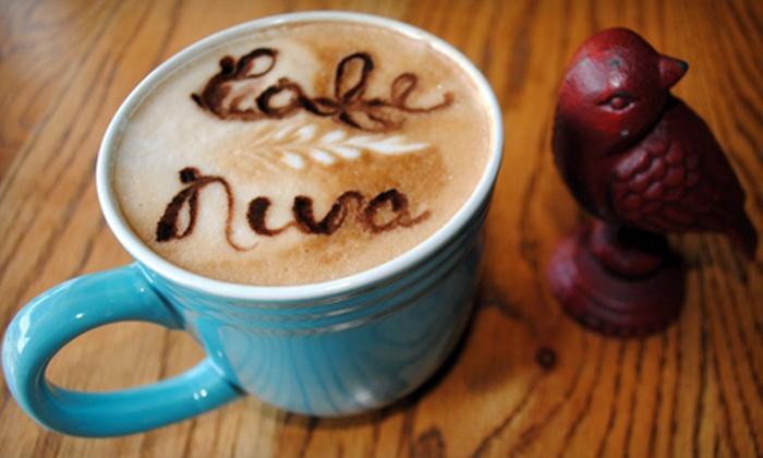 Café Nura - Lake Junction: $3 Toward Any Coffee Beverage